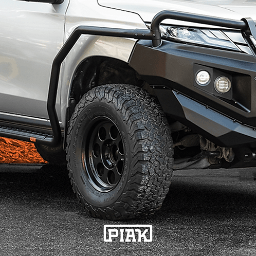 PIAK Side Rails - Mitsubishi Triton MR (2017+)