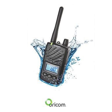 Oricom ULTRA550 Waterproof 5 Watt Handheld UHF CB Radio