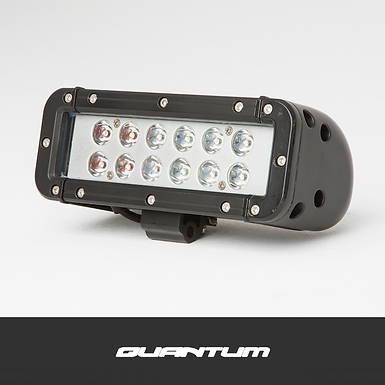 Quantum LED Double Row Light Bar - 24W 21.4cm