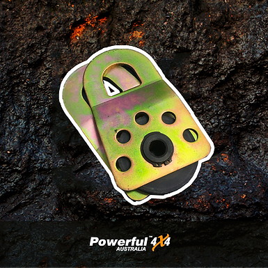 Powerful 4x4 Snatch Block - 7T