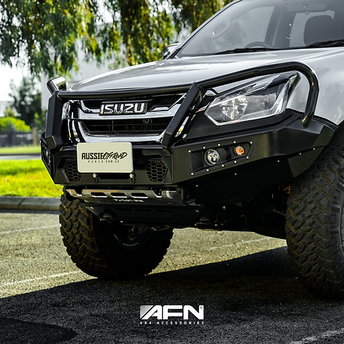 AFN Looped Bar - Isuzu D-MAX (2017+)