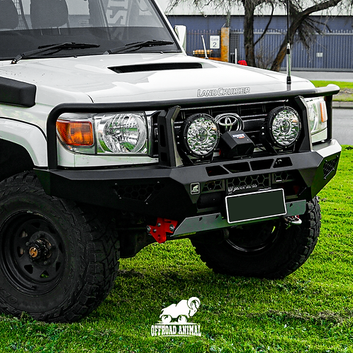 Offroad Animal Toro Bull Bar - Toyota LC 76/78/79 Series (2007+)