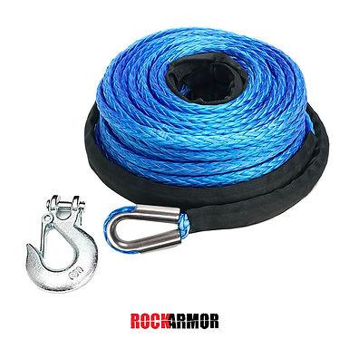 RockArmor Dyneema Winch Rope - 12000lb 9mmx28m
