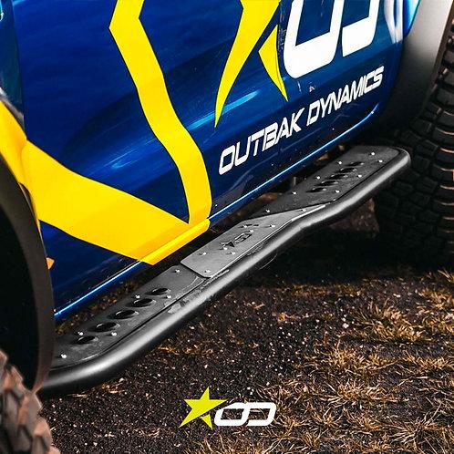 Outbak Dynamics Side Steps - Ford Raptor