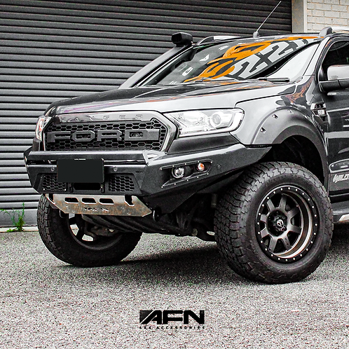 AFN Loopless Bull Bar - Ford Ranger PX MKII