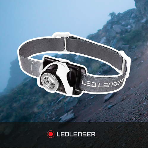 Led Lenser Head Torch - SEO 5