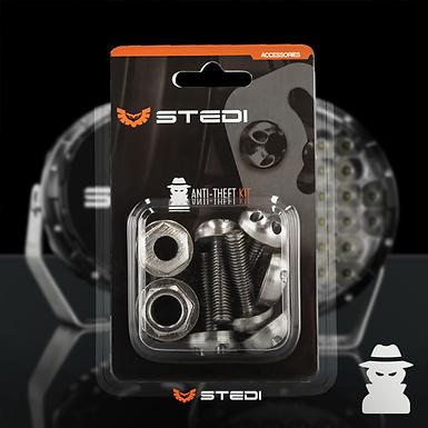 STEDI TYPE-X™ Anti Theft Kit