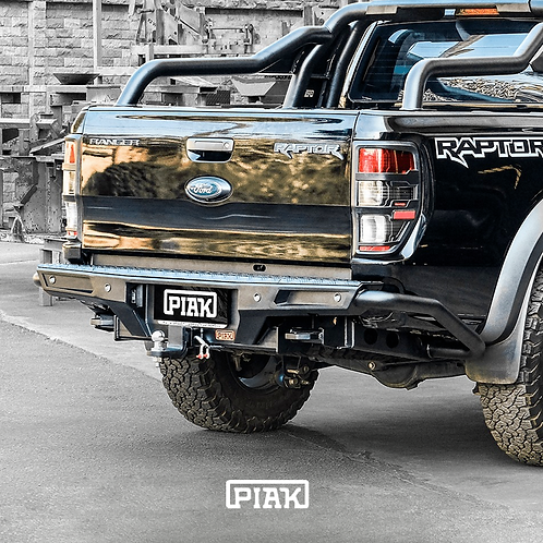 PIAK Elite Rear Step Tow bar  - Ford Ranger Raptor