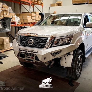 Offroad Animal Predator Bar - Nissan Navara NP300 (2021+)