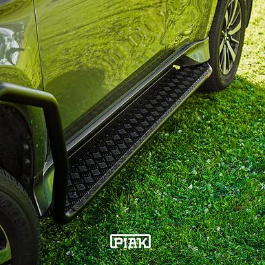 PIAK Side Steps & Rails - Mitsubishi Pajero Sport QE (2015+)