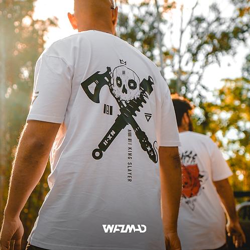 WAZMAD - King Slayer (WHT)