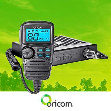 Oricom DTX4200 Dual Receiver Controller Speaker Mic