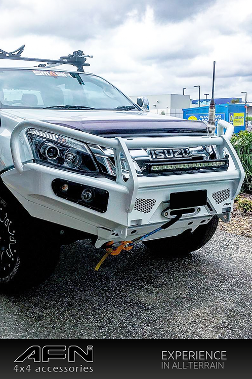 AFN Looped Bar - Isuzu DMAX (2012 - 2016)
