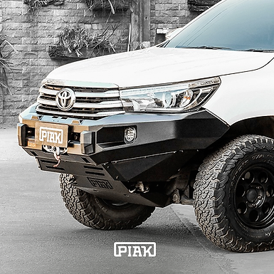 PIAK Elite Non-Loop Winch bar - Toyota Hilux REVO (2015 - 2018)