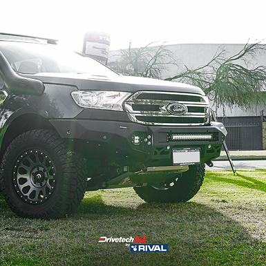 Drivetech 4x4 By RIVAL Bumper Bar - Ford Everest