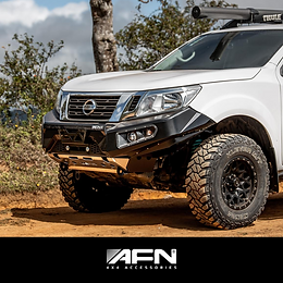 AFN Loopless Bar - Nissan Navara NP300