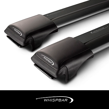 Whispbar Rail Bar - For Vehicles With Siderails