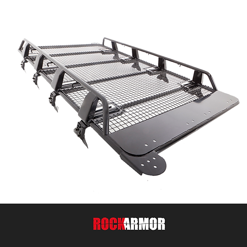 RockArmor Tradesman Roof Rack - Gutter Mount + Free Pullout Awning