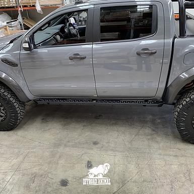 Offroad Animal Rock Sliders - Ford Raptor