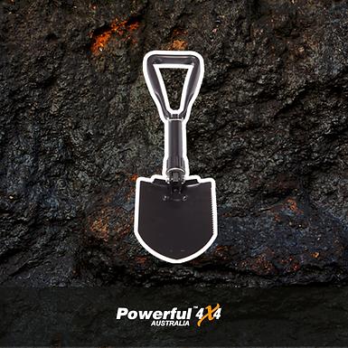 Powerful 4x4 Foldable Shovel