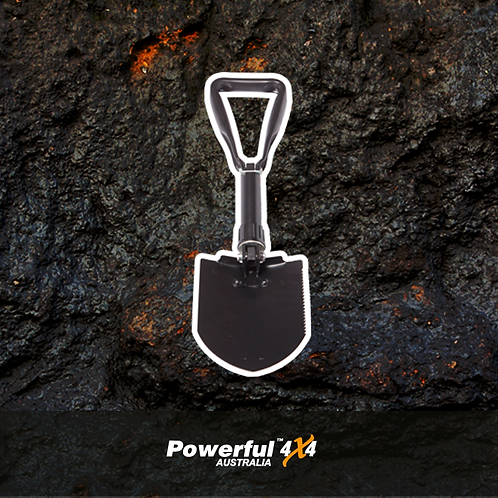 Powerful 4x4 Foldable Shovel