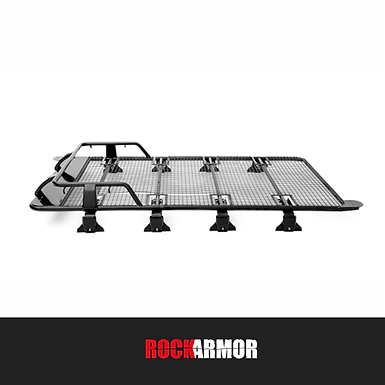 Roof Top Tent Rack - Gutter Mount + FREE Pullout Awning