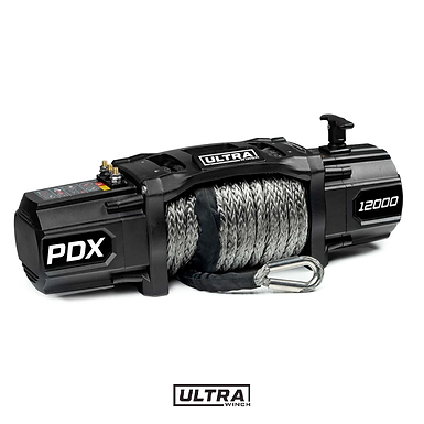 Ultra Winch PDX12K Premium Electric Winch  - 12,000LB