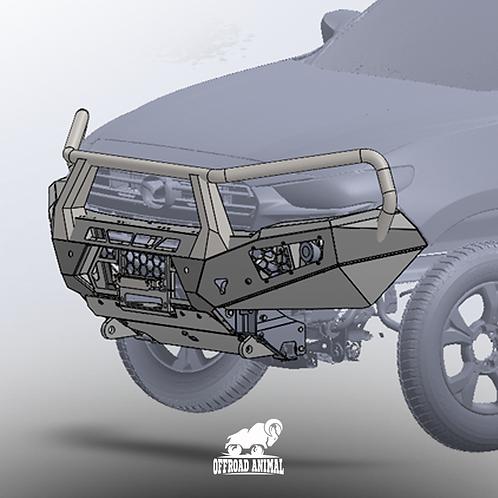 Offroad Animal Toro Bull Bar - Mazda BT-50 (2021+)