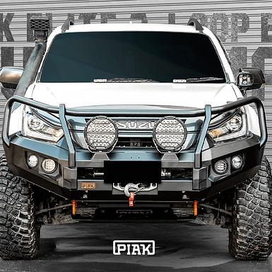 PIAK 3 Loop Elite Winch bar - Isuzu D-MAX (2017 - 2020)