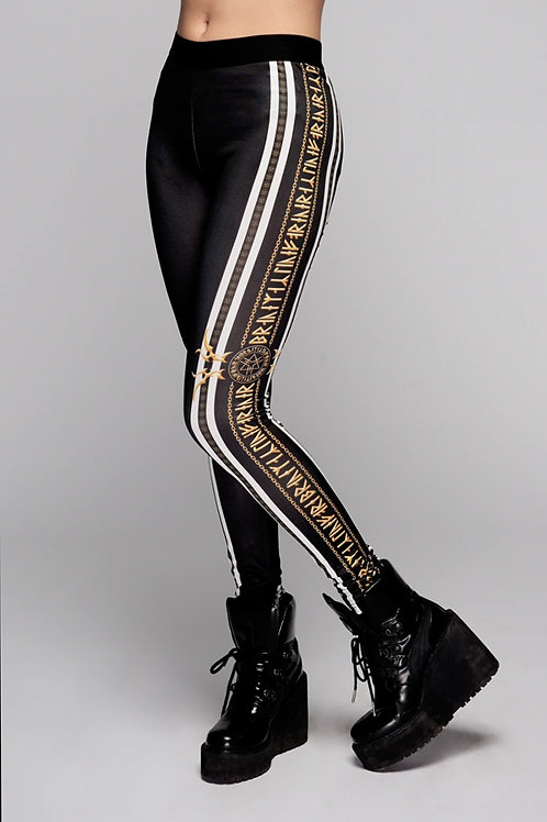 LONG CLOTHING Stay Gold Leggings