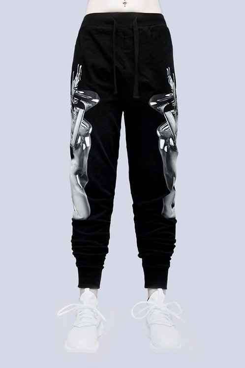 LONG CLOTHING Long x Pussykrew Joggers