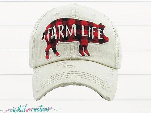Farm Life Hat