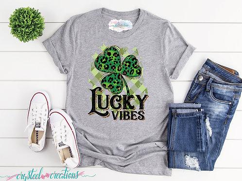 Lucky Vibes Short-Sleeve Unisex T-Shirt