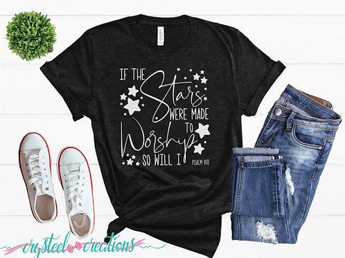 Stars were made to worship Short-Sleeve Unisex T-Shirt