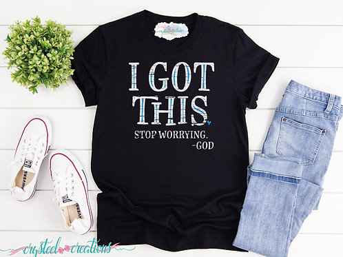 I Got This God Short-Sleeve Unisex T-Shirt