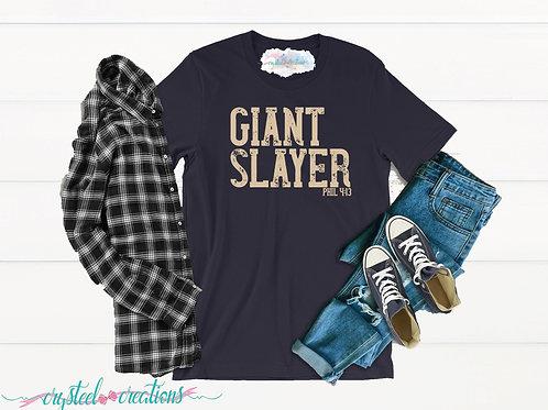 Giant Slayer Short-Sleeve Unisex T-Shirt