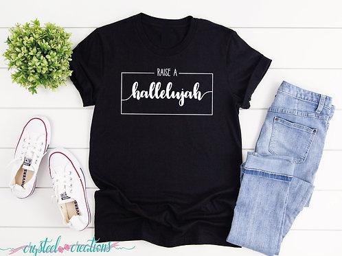 Raise a hallelujah Short-Sleeve Unisex T-Shirt