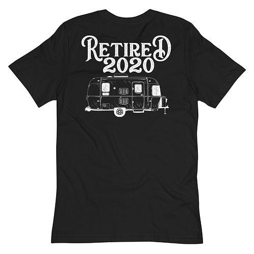 Retired 2020 Unisex Pocket T-Shirt