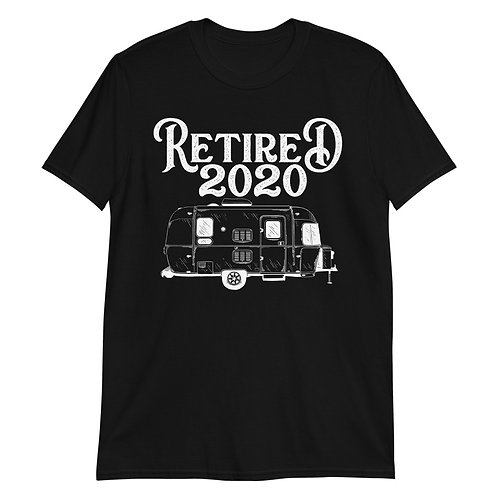 Retired 2020 Short-Sleeve Unisex T-Shirt