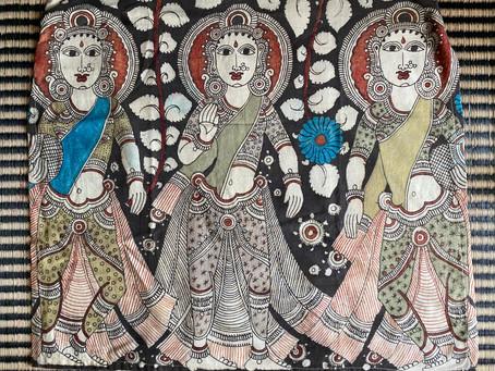 Crafts of India : Block Printing and Kalamkari
