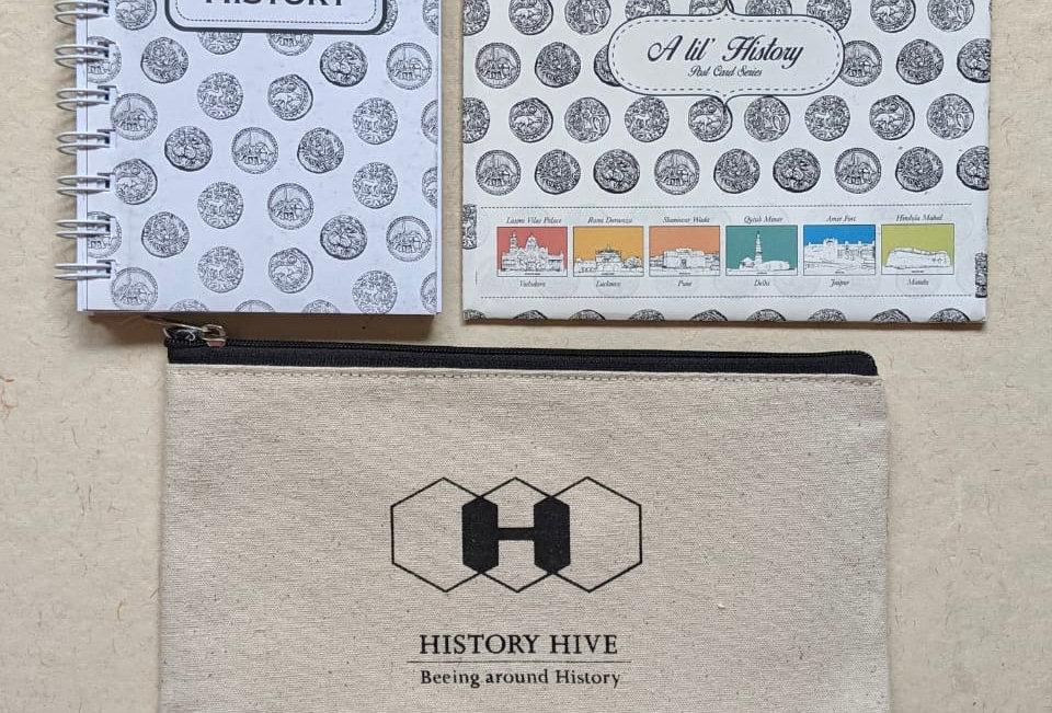 The History Hive Travel Kit
