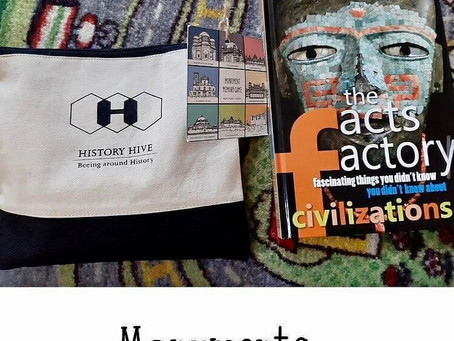 Homeschooling: Teaching history to a toddler!