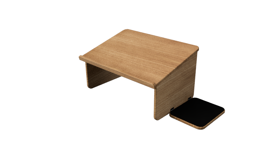 Laptop LapDesk (Plan Only)