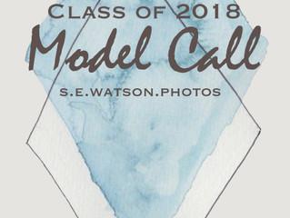 Senior Model Call!