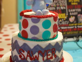 Sawyer Turns 1!