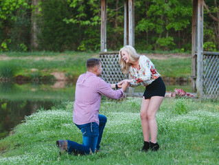 Engaged: Austin and Allison