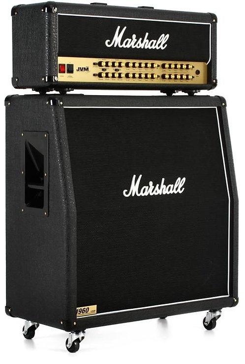 Mashall JVM410 + 1960Cab