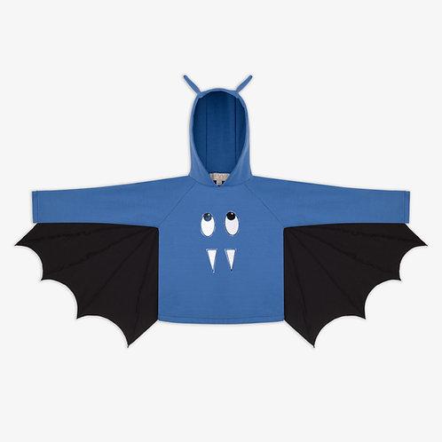 Dracula Hoodie Blue