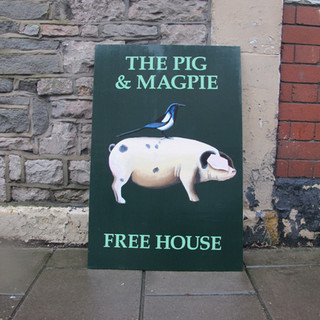 The Pig & Magpie