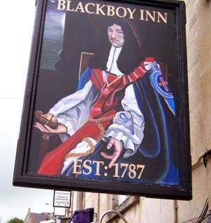 The Blackboy Inn